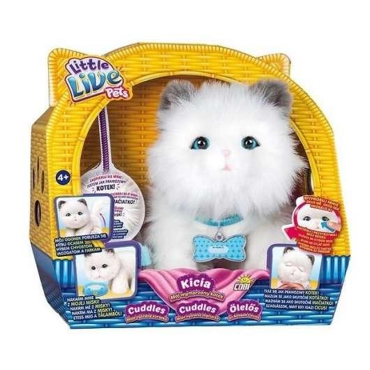 Little Live Pets. Kicia - mój wymarzony kotek