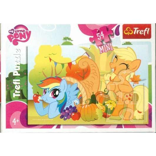 Puzzle 54 mini My little pony 1 TREFL