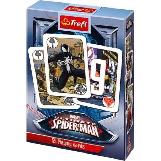 Karty 55 listków - Spiderman TREFL