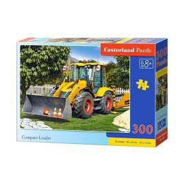 Puzzle 300 Compact Loader CASTOR