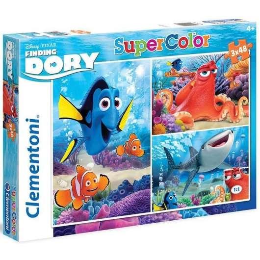 Puzzle 3x48 Gdzie jest Dory