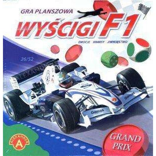 Wyścigi F1 ALEX