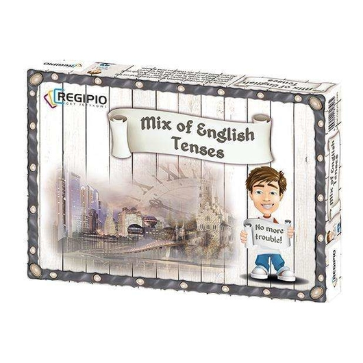Mix of English Tenses REGIPIO