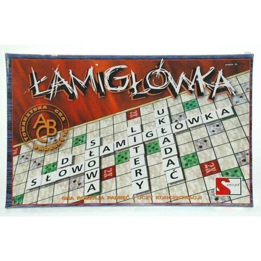 Łamigłówka (gra) SAMO-POL