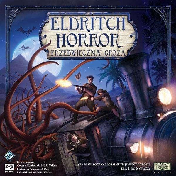 Eldritch Horror: Przedwieczna Groza GALAKTA