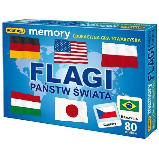 Memory - Flagi państw świata