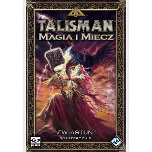Talisman: Magia i Miecz - Zwiastun GALAKTA