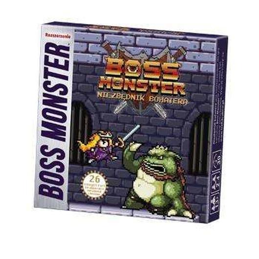 Boss Monster dodatek TREFL