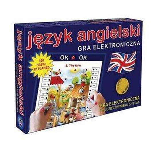 Wiem wszystko - Język angielski JAWA
