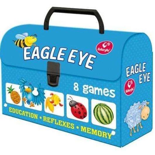 Bystre oczko Chest - Eagle Eye w kuferku