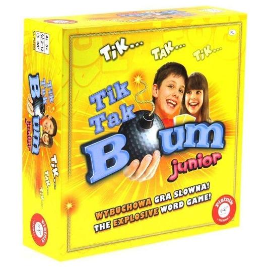 Tik Tak Bum junior - nowe wydanie PIATNIK