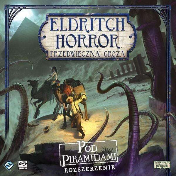 Eldritch Horror: Pod Piramidami GALAKTA
