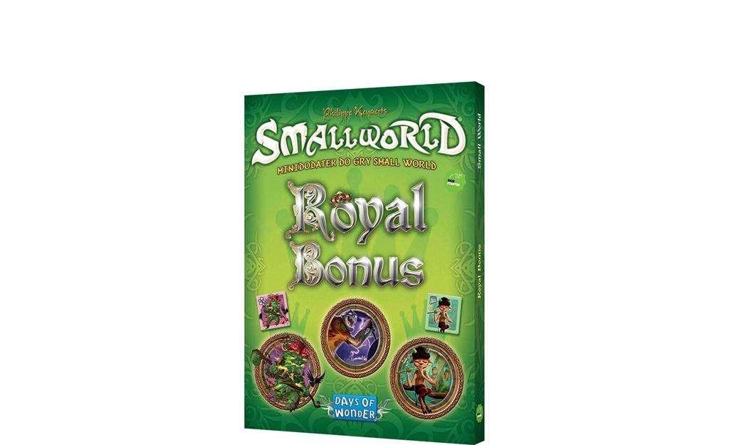 Small World: Royal Bonus (wersja polska)