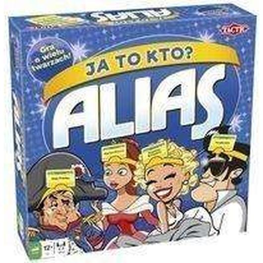 Alias Ja to kto?