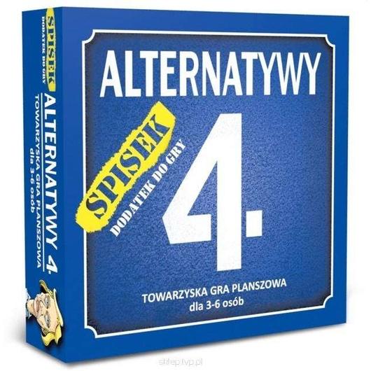 Alternatywy 4 - Spisek