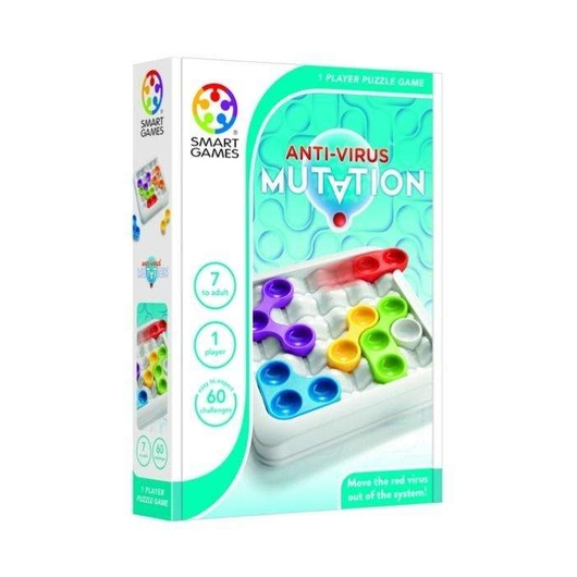 Smart Games - AntyWirus Mutacja