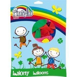 Balony Metal mix (100szt) FIORELLO
