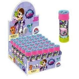 Bańki mydlane Littlest Pet Shop 55ml (36szt)