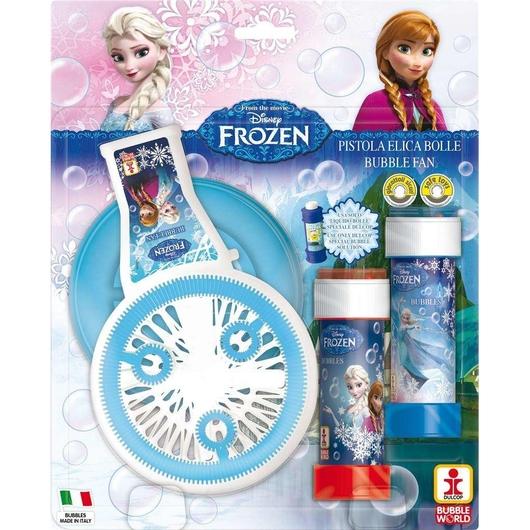 Wiatraczek do robienia baniek mydlanych Frozen