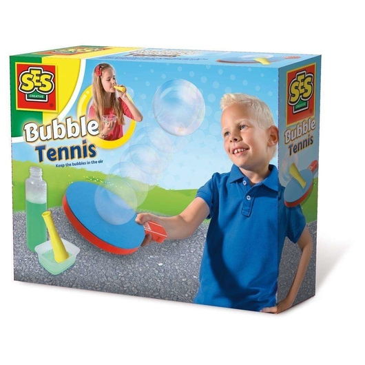 Bubble Tennis - Keep the bubbles in the air