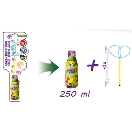 Obręcz mini Motylek + 250ml płyn TUBAN