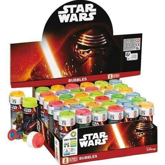 Bańki mydlane Star Wars 60ml (36szt)