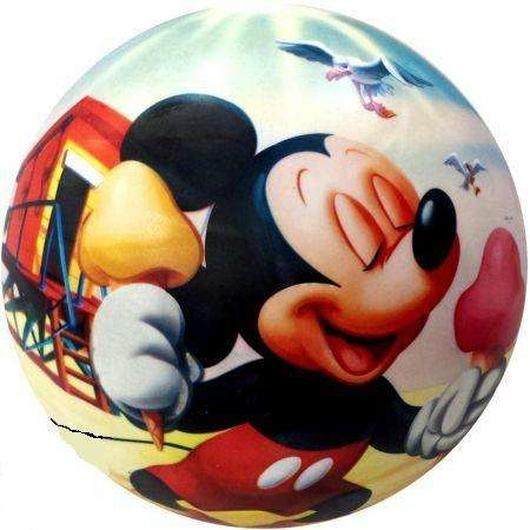 Piłka Myszka Mickey - Lody TREFL