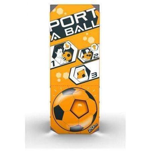 Port a ball - pomarańczowa