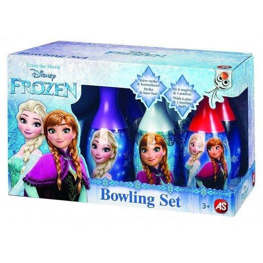Zestaw Kręgli Frozen