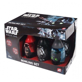 Zestaw kręgli Star Wars