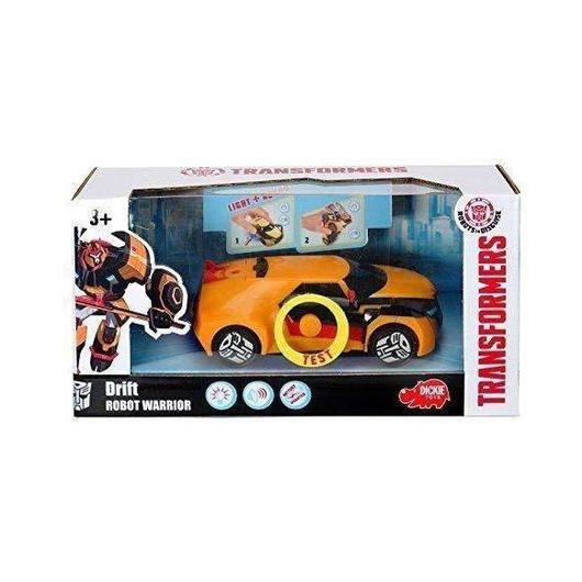Transformers Walczący Robot Autobot Drif