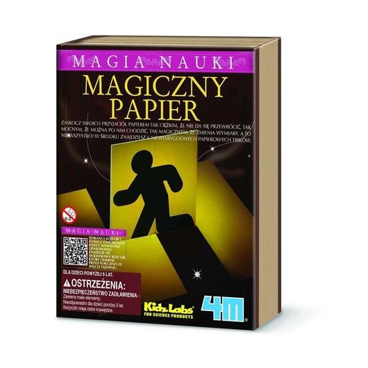 Magia nauki - Magiczny papier 4M