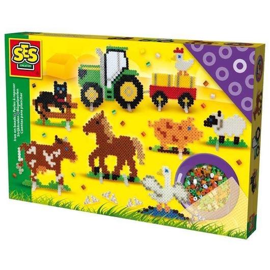 Koralikowe prasowanki - farma