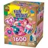 FunMais - mix kolorów dziewczęcych 1600szt