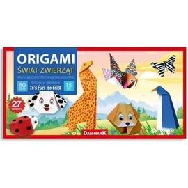 Origami w pudełku 31 x 15,5 Świat zwierząt