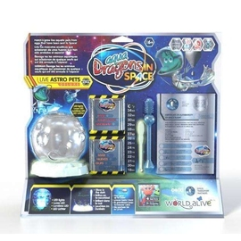 Aqua Dragons in Space zestaw deluxe