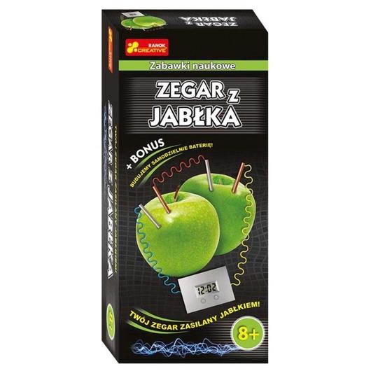 Zegar z jabłka Ranok