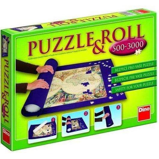 Mata pod puzzle DINO