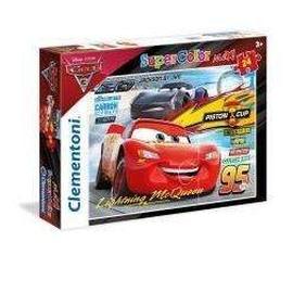 Puzzle 24 Maxi Cars