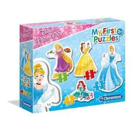 Moje Pierwsze Puzzle Księżniczki