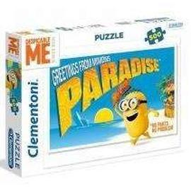 Puzzle 500 Minions 1