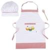 Akcesoria kucharza - fartuch czapka łyżka