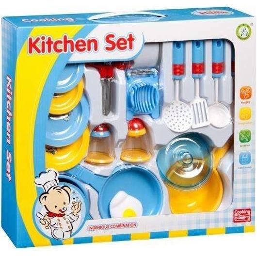 Naczynia kuchenne zestaw