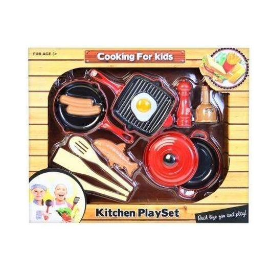 Naczynia kuchenne zestaw śniadaniowy