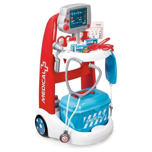 Elektroniczy wózek medyczny