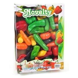 Plastikowe warzywa