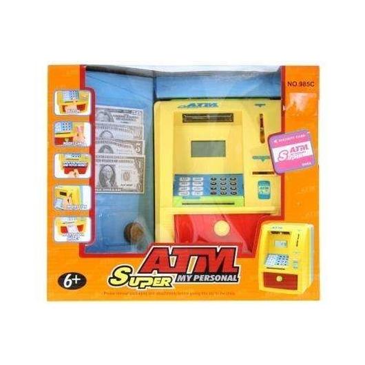 Bankomat z akcesoriami
