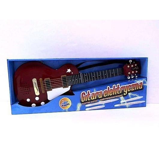 Gitara elektryczna ze strunami