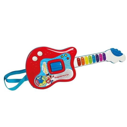 Uczę się bawiąc. Moja gitara