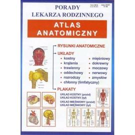 Porady lek. rodzinnego. Atlas anatomiczny Nr 109